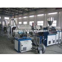 Máquina de produção de granulador de PVC / granulador