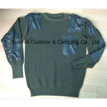 High Quality Army Sweater