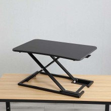 Pneumatic Height Adjustable Standing Office Desk Converter