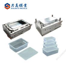 Vendas direto da fábrica durável de alta qualidade fabricante de moldes de recipiente de plástico