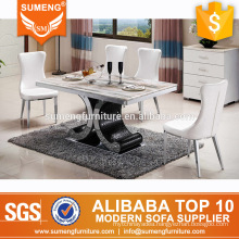 2017 new arrival modern korean style luxury dining room furniture sets