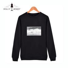 New Fashion Round Neck Men's Printing Leisure Sweatshirt