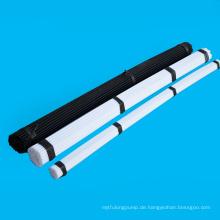 Kunststoff Extrude Schwarz-Weiß Pom Rod