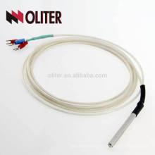 OLITER провода платиновый тонкопленочный резистор IEC стандартный зонд температуры pt1000 датчик