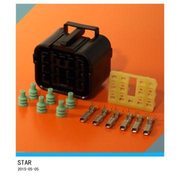 13 Pin Wasserdichte Elektrische Multi Automotive Connector