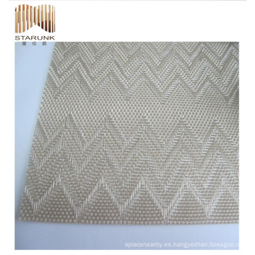 tela de malla respetuosa del medio ambiente de la silla de la ventana con precio de fábrica