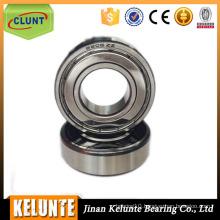 chrome steel and ceramic single row deep groove ball bearing 6205 zz 2rs