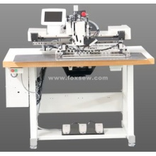 Сверхмощная программируемая швейная машина для очень толстых и твердых материалов