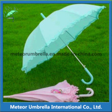 Cheap Fancy Promotion Gift Lace Board Sun and Rain Umbrella