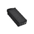Cargador de batería de múltiples funciones del arrancador del salto del coche del banco de la energía 12V 12000mA mini con la manija portable