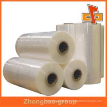 Materiais de PVC claro calor plástico shrink filme para impressão