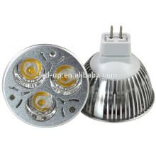 2015 haute qualité mr16 e14 led 5w projecteur dimmable Cob Led Gu10 ampoule