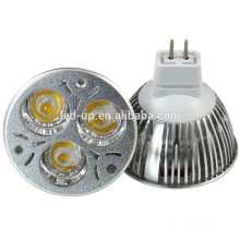 2015 high quality mr16 e14 led 5w dimmable spotlight Cob Led Gu10 Bulb