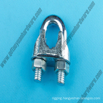 Us Type Malleable Wire Rope Clip/Clamp Marine Hardware