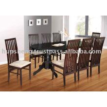 Столовые Наборы, Столовая Мебель, Деревянные Обедая Комплект