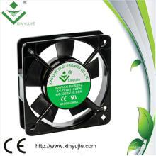 Slim 110mm AC Fan 110 * 110 * 25mm Alto rendimiento 240V Fan de ventilación industrial