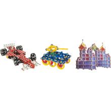 Pädagogische Kid′s magnetische Contruction Spielzeug (UNI-Spielzeug-002)