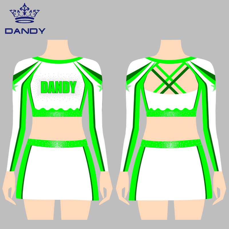 cheer uniform shirt