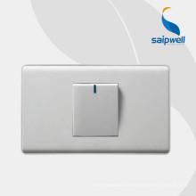 SAIP / SAIPWELL ICC NOM Interrupteur mural intelligent sud-américain standard 125V 10A