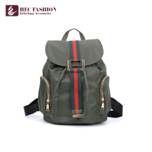 HEC China Suppliers PVC PU Material Girls Backpack Bag