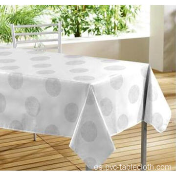 Pvc Impreso mesa cubierta cubre Runner o Placemats