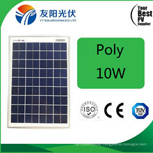 10watt/12watt Attractive Design High Quality Solar Panel