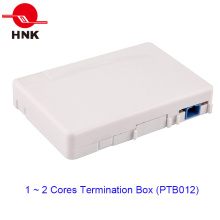 1 ~ 4 Cores Fiber Optic Cable Termination Box (PTB012)