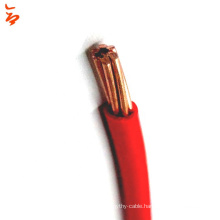 Copper conductor pvc insulated nylon sheathed electrical wire