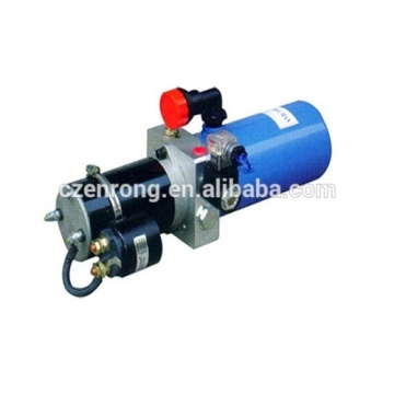 Hydraulic Power pack unit system for pallet truck