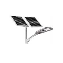 L'économie d'énergie UL 100W a mené le réverbère solaire avec le capteur de mouvement