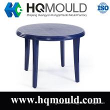China alta qualidade de moldagem de mesa de plástico