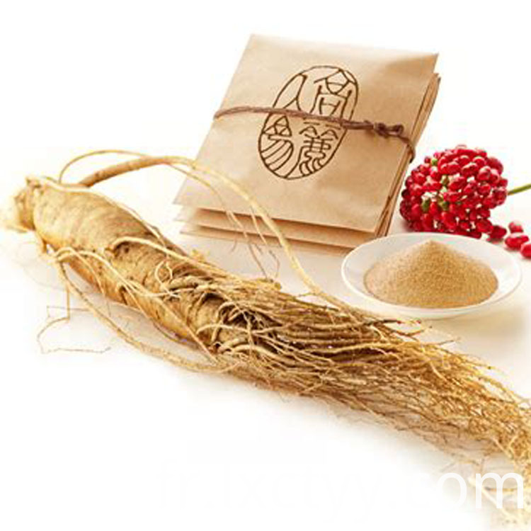 ginseng root health tea