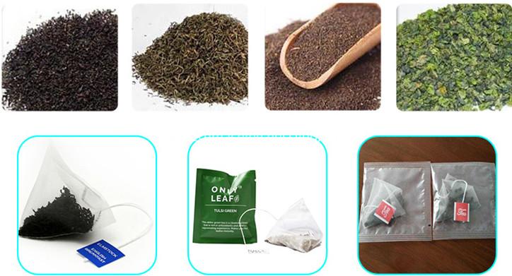 pyramid tea bag packing machine 170 10 tea packing machine 1800 14
