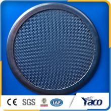 Discos redondos da tela 80mesh de aço inoxidável, disco do filtro