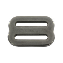 SS224 fivela de ajustador de alumínio estampado