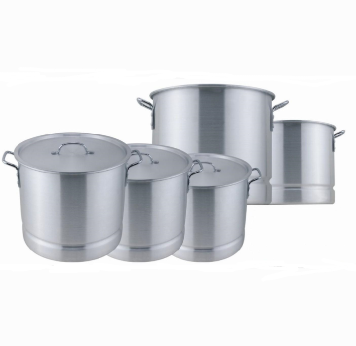 Aluminum Tamale Pot Set 2064