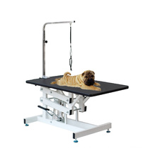 Hydraulic High quality 304 stainless steel pet grooming table for sale