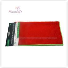 Pano de Microfiber da toalha de Microfiber da limpeza da cozinha do agregado familiar de 30 * 30cm