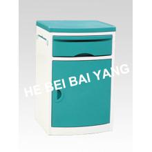 (C-99) Gabinete de cabeceira de cor verde ABS
