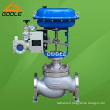 Válvula de controle tipo gaiola com pressão balanceada (GAHSC)