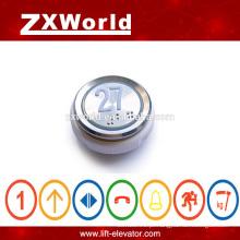 B13P2 botão para elevador o tis elevador botão de elevador botão de elevador