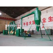 Secador de aserrín para la máquina de la briqueta de la biomasa hecha por Yugong