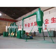 Sawdust Dryer for Biomass Briquette Machine made by Yugong