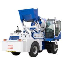 3.5m3  270 degree   rotate mobile self loading concrete mixer price