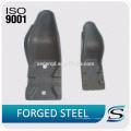 Pièces d'équipement d'extraction en acier forgées de pièces d'équipement d'extraction