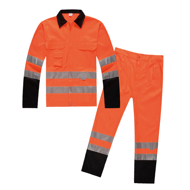 Poly-Cotton Safety Vest