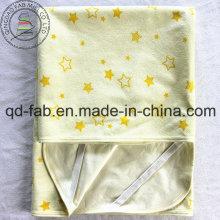 Baby impermeable cuna hoja manta de bebé