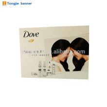 Impressão UV digital horizontal do leito da definição alta na placa acrílica da espuma do pvc