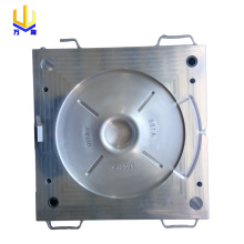Impulsor de bomba de molde de fundición de aluminio personalizado de precisión