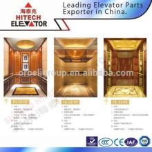 Cabine d'ascenseur pour passagers / Haute qualité / Luxe et confortable / HL-12-03